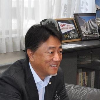 中塚 克敏 社長