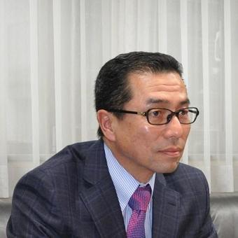 富田 一成 社長