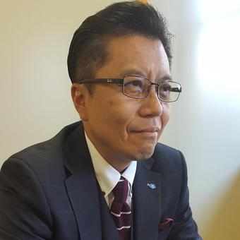 長田 昌也 社長